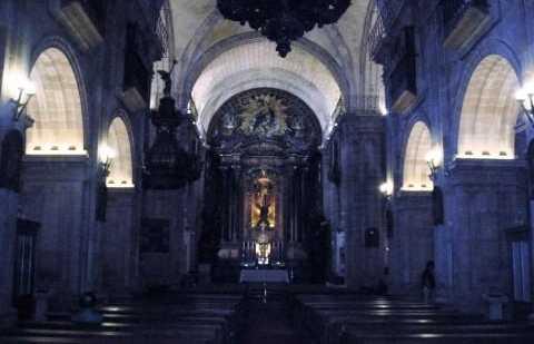 Eglise parroissiale de San Jorge