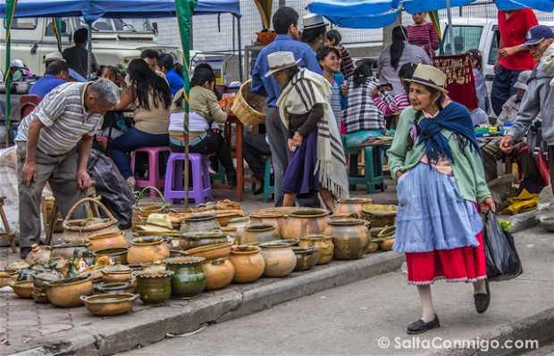 Mercado de Gualaceo