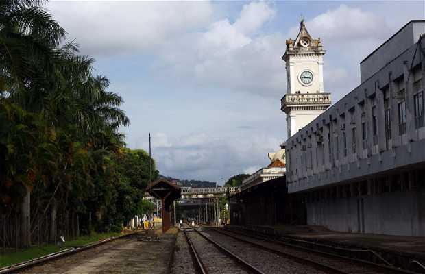 Estación de Trenes de Juiz de Fora