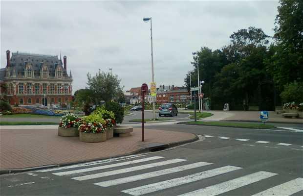 Ayuntamiento de Calais