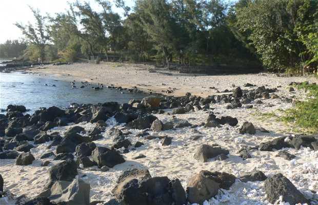 Playa del campo militario