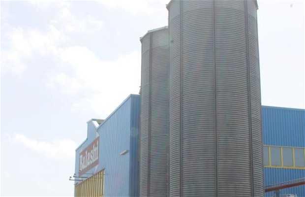 Fábrica de cerveza Balashi