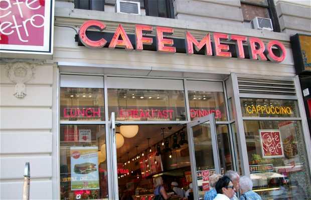 Café Métro