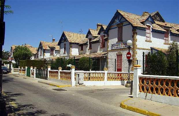 Barrio de reina victoria barrio obrero en huelva 4 for Hoteles en huelva capital con piscina