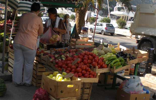 Mercado de Kotor