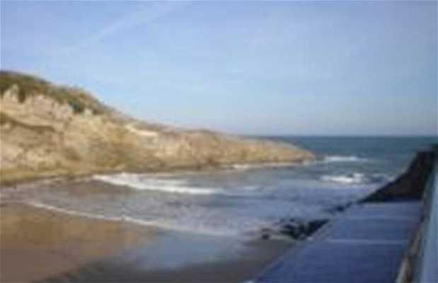 El Sablon Beach