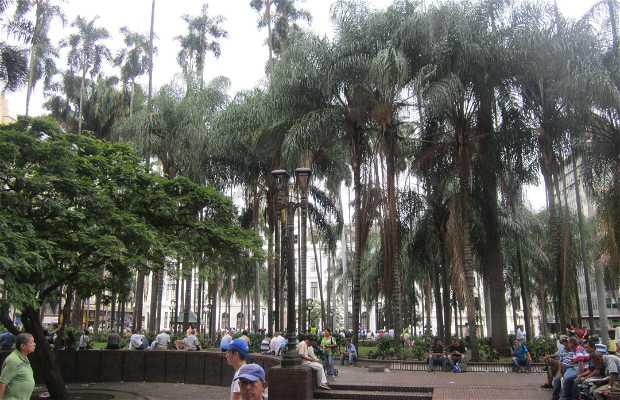 Monumento Joaquin de Cayzedo y Cuero