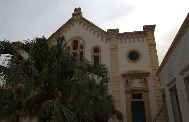 Sinagoga Maghen Abraham