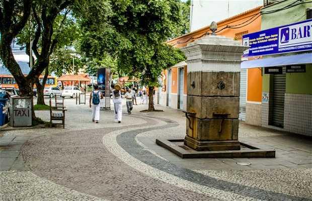Plaza Codrato de Vilhena