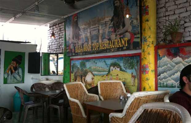 Restaurante Baba Rooftop