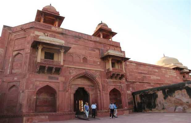 Jodhabais Palace