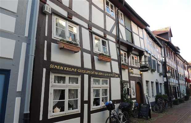 Hummenstraße
