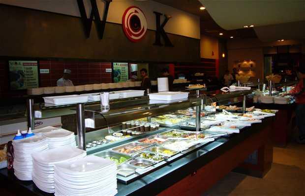 Restaurante WOK Garden