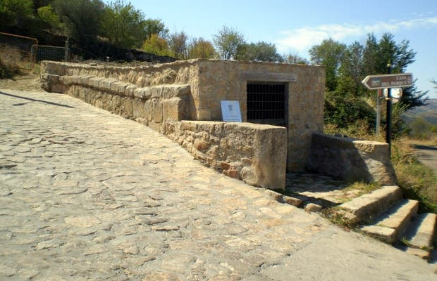 Pozzo Mergubez a Fermoselle