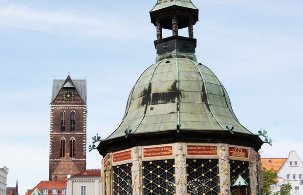 Town Hall Square Wismar