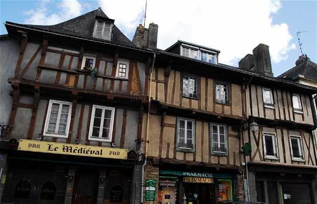 Old Quarter of Quimperlé
