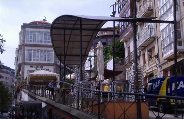 Calle de las Ostras