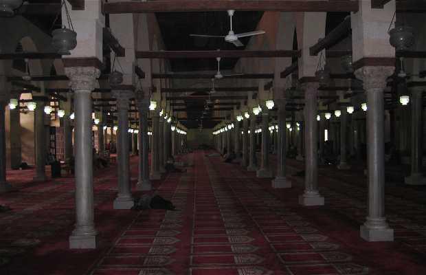 Mosquée de Al-alzhar