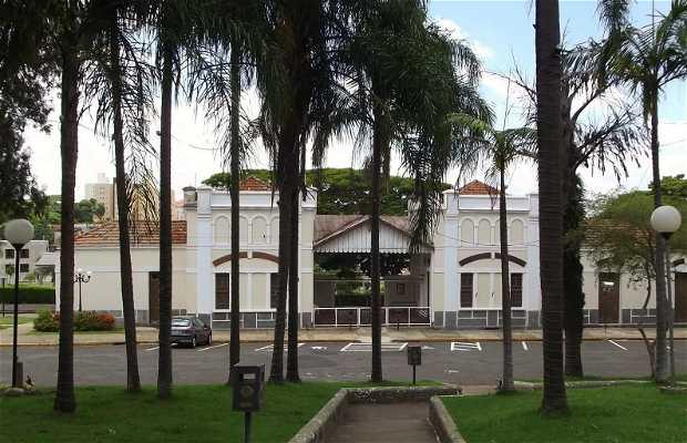 Museu e Estação Ferroviária