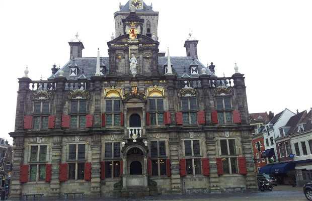 Delft Stadhuis