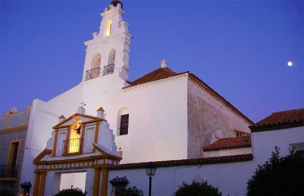 Ayamonte, templo franciscano de San francisco