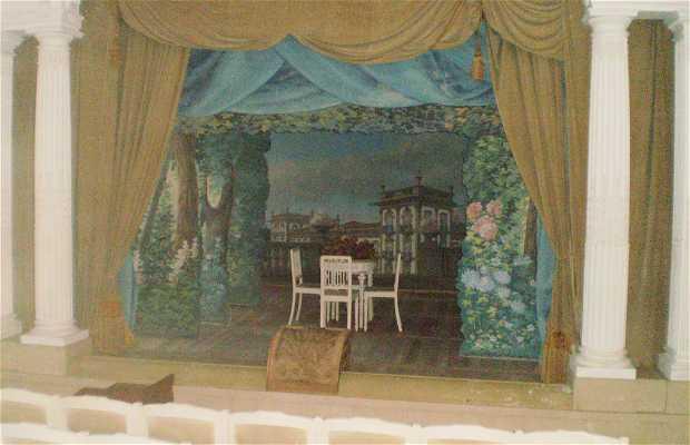 Teatro del Palacio Brejoeira