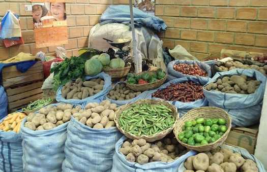 Patatas bolivianas