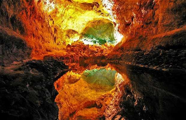 Grotte des verts