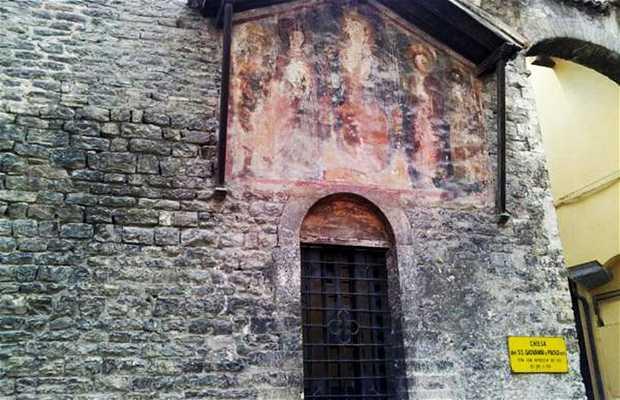 Chiesa dei Santi Giovanni e Paolo