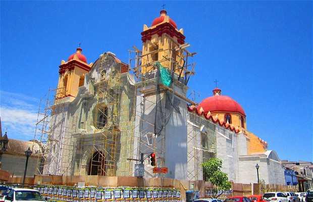 Templo Nuestra Señora de las Nieves
