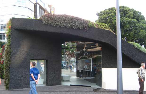 Oficina de turismo de plaza de espa a en santa cruz de for Oficina turismo murcia