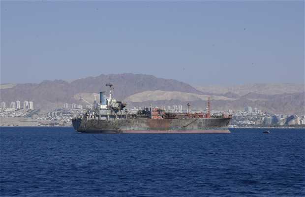 Puerto de Aqaba-Jordania