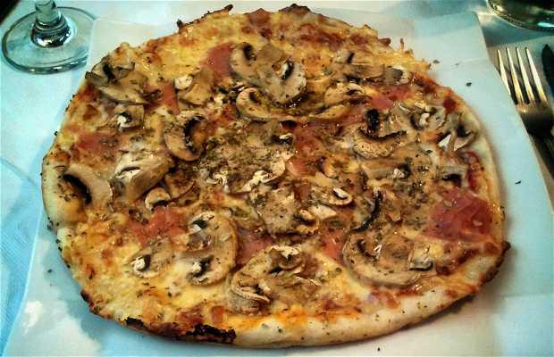 Restaurante Pizzería Verona