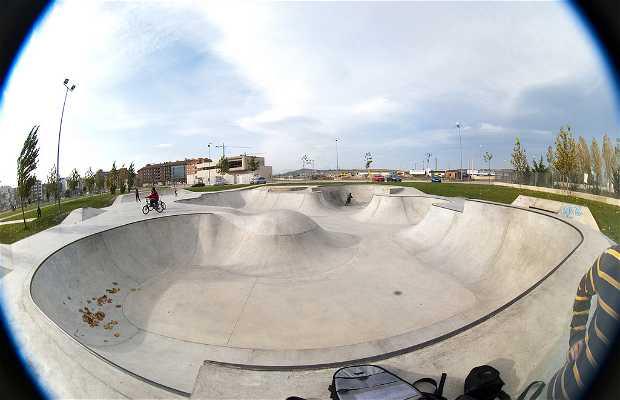 SkatePark de Miranda