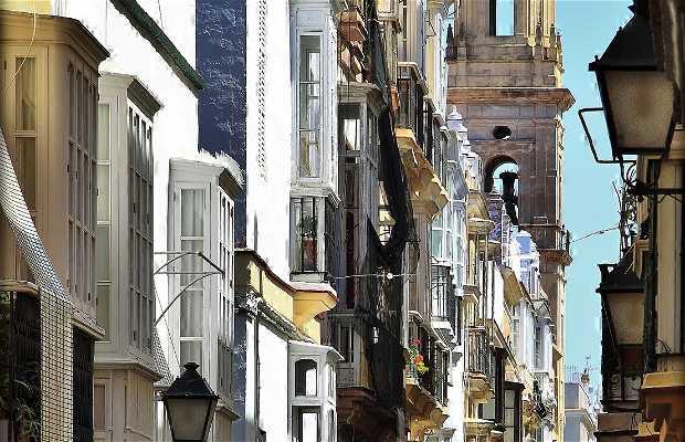 Casco histórico de Cádiz
