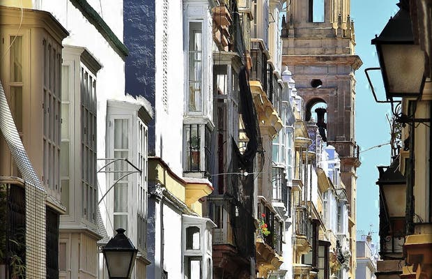 Zona Histórica de Cádiz