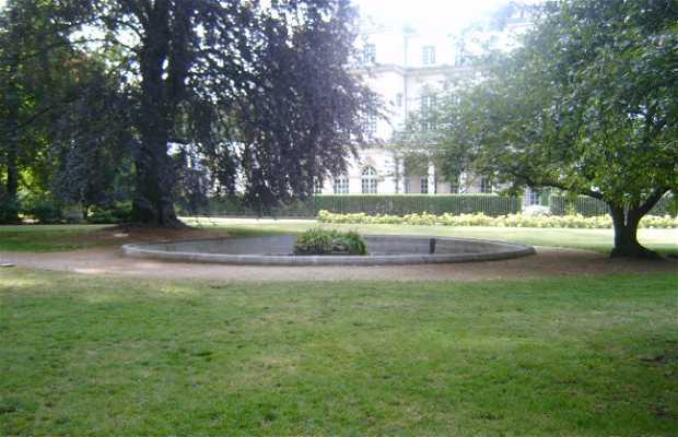 Jardin del palacio del governador
