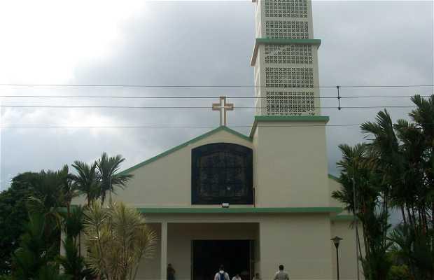 Iglesia de San Juan Bosco