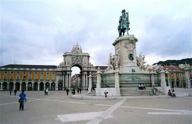 Praça do Comércio (Terreiro do Paço)