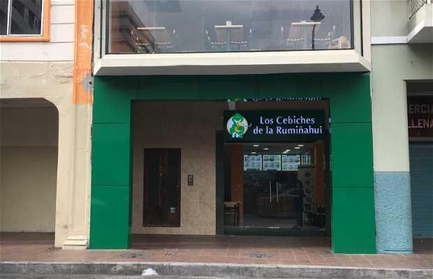 Los Cebiches de la Rumiñahui