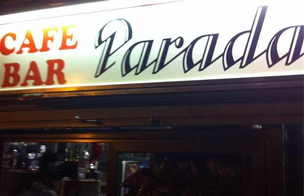 Café Bar Parada