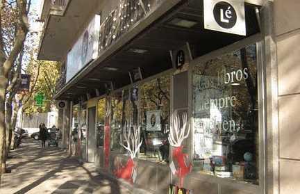 Librería Lé