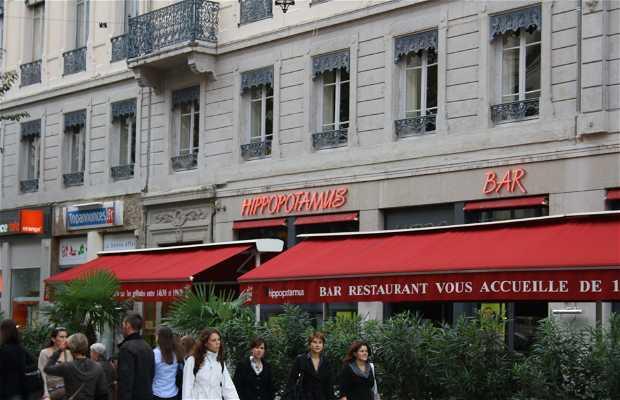 Restaurante Hippopotamus