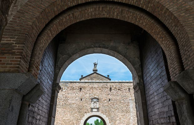 Puerta de Bisagra Nueva