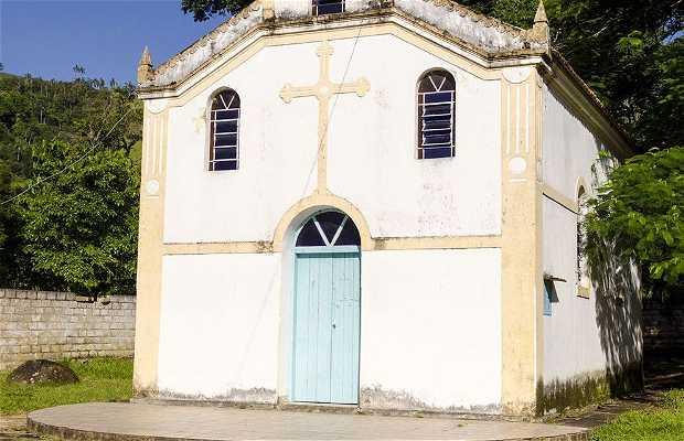 Capela do bairro Entre Rios