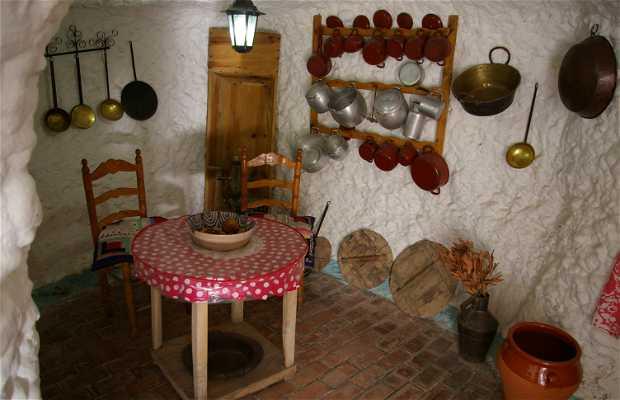Granada Cave Houses