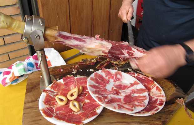 Feria Regional del Jamón y del Cerdo Ibérico