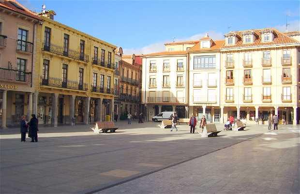 Piazza Maggiore di Astorga