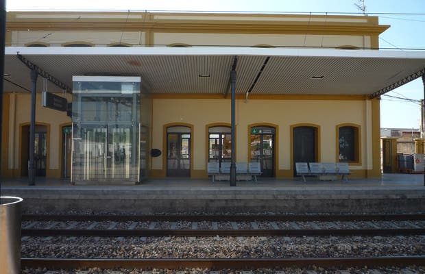 Estación de tren Benicarló-Peñíscola