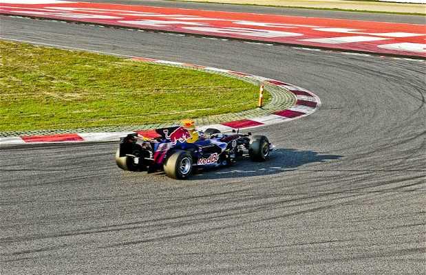 Gran Premio di Spagna nel circuito di Montmelò